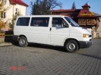 Трансфер микроавтобуса с Ивано-Франковска
