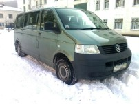 Трансфер микроавтобуса из Свалявы
